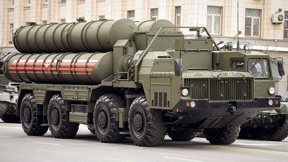 Ракетчики в России обучат  турецких  военных работе с ЗРК С-400