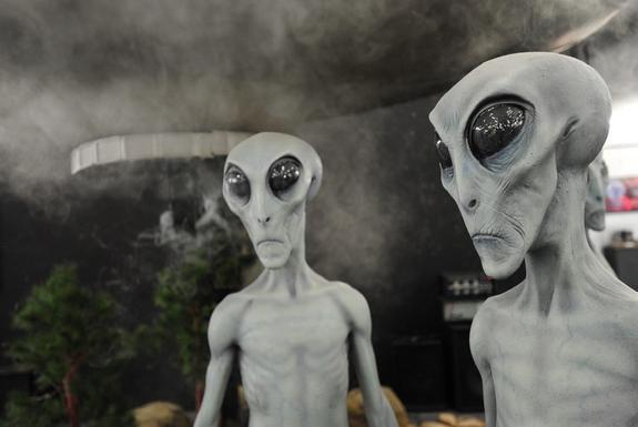 Прогноз Вольфа Мессинга о встрече людей с инопланетянами к 2020-му выложили СМИ