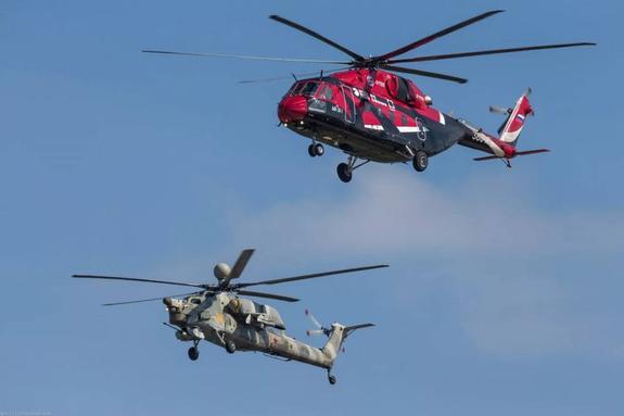 Кто может себе позволить вертолёт за 15 млн долларов?