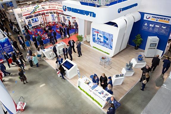 Продукция челябинского завода «Транснефть» представлена на выставке в Уфе