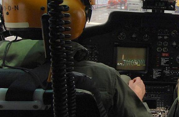 У границ Калининградской области заметили самолет ВМС Германии