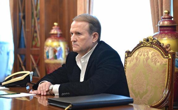 Медведчук при Зеленском не будет представлять Украину на переговорах по Донбассу