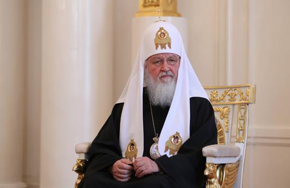 Патриарх Кирилл признался, зачем РПЦ строит столько храмов