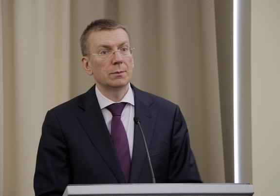 Глава МИД Латвии: Россия должна незамедлительно освободить украинских моряков