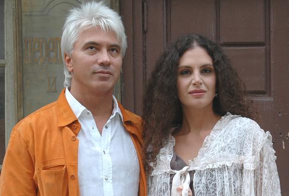 Дочь Дмитрия Хворостовского пригласила вдову оперного певца на свою свадьбу