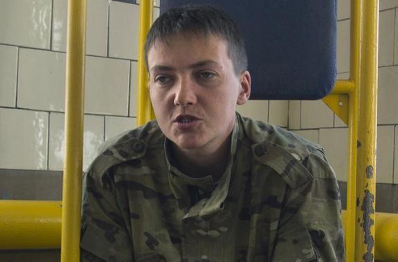 Савченко заявила об очередном проигранном бое за Донбасс