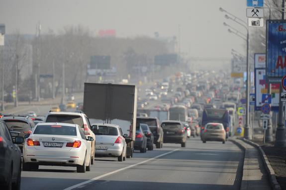 Движение на Кутузовском проспекте в Москве восстановлено после ДТП