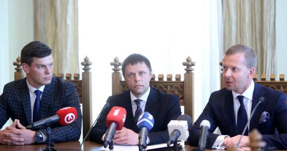 В Рижской думе появилась фракция «Независимые депутаты»,  но возможны внеочередные выборы