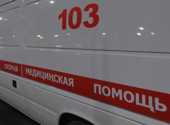 В Зеленограде мужчина выпал из автобуса и разбил себе голову