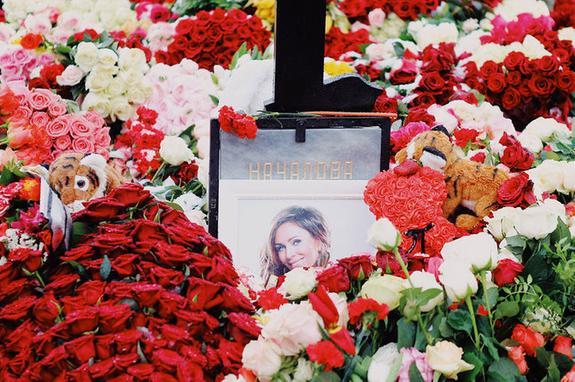 Юлия Началова была бы против оккультных действий на своей могиле