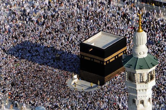 Из Крыма отправится  тысяча мусульман для совершения хаджа к в Мекку