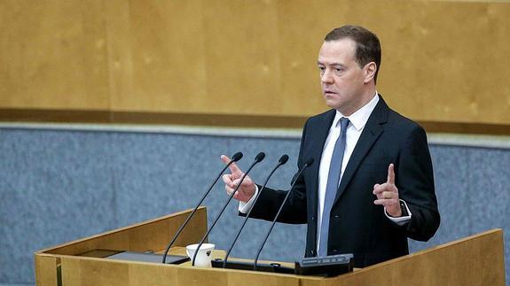 Медведев объяснил, при каком условии Россия готова сохранить соглашение о транзите газа через Украину