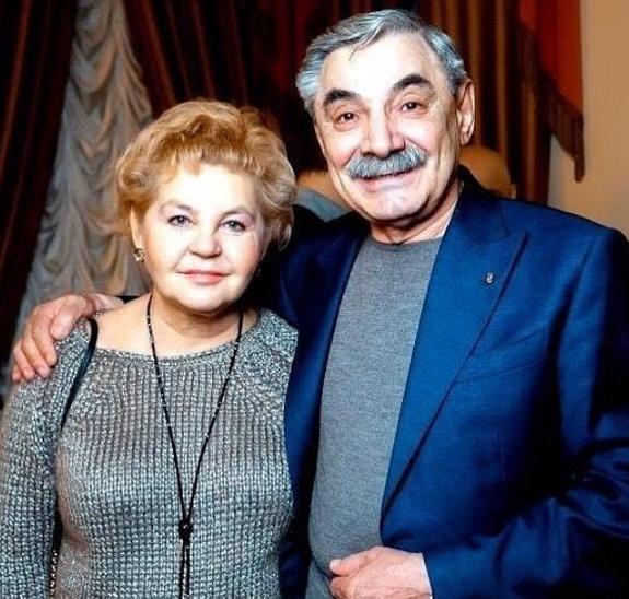Супруга Панкратова-Черного рассказала о состоянии актёра