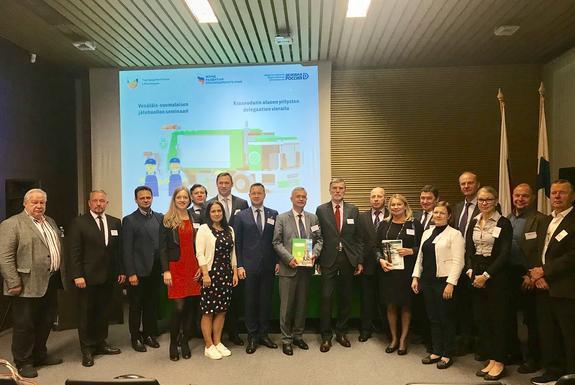Делегация предпринимателей Краснодарского края посетила Республику Финляндия