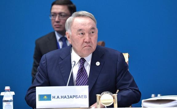 Назарбаев озвучил причину своей отставки с должности президента Казахстана