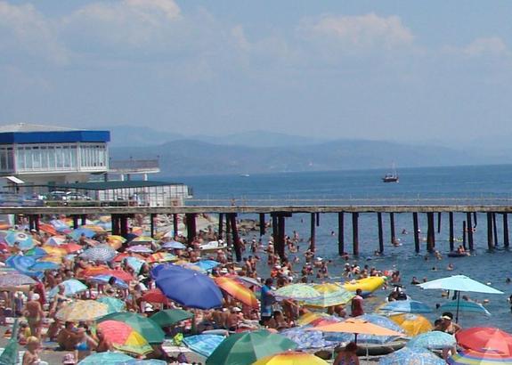 Отдых  в Крыму стал дороже, чем в Аланье и Римини
