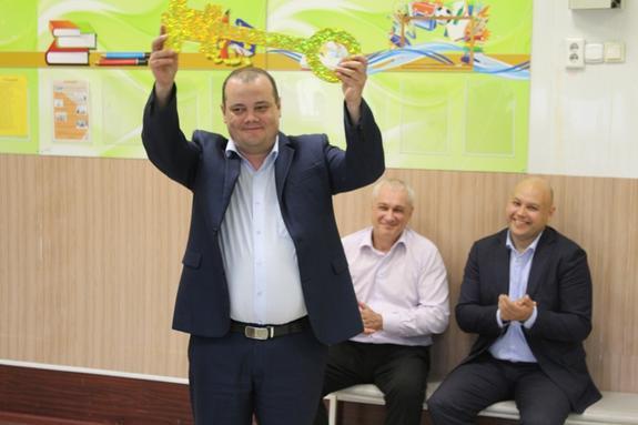 В селе Коркинского района открылся детсад