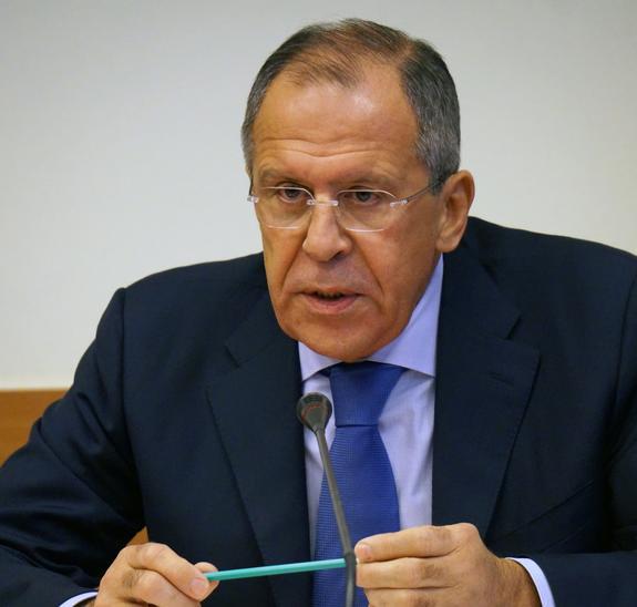 Лавров: надеемся руководство Украины будет предпринимать реальные шаги для установления мира на Донбассе