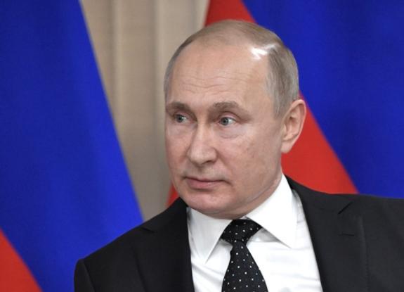 Путин назвал благополучие россиян главной задачей каждого