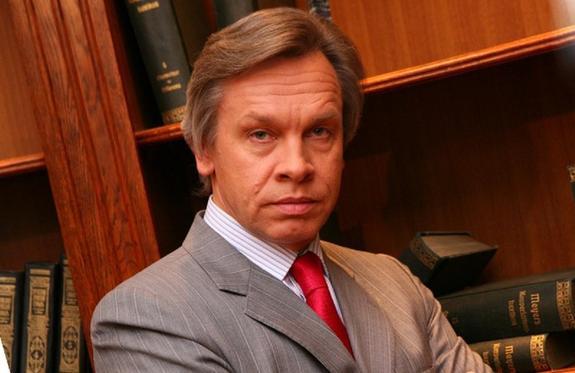 Пушков прокомментировал слова Климкина об ответных мерах