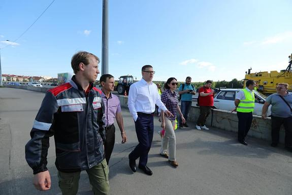 В Челябинске отремонтируют две тысячи километров дорог