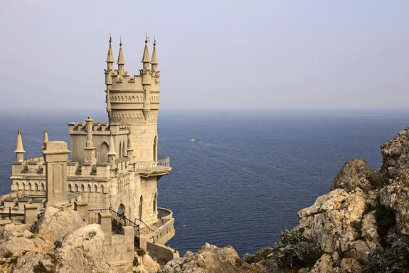 Власти Крыма заявили, что претензии Киева на морской шельф являются абсурдом