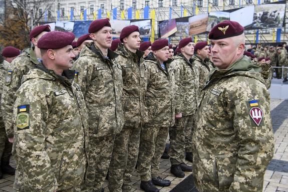 Украинский генерал призвал к «наступательным действиям» на территории России