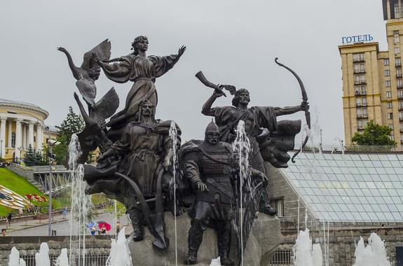 С 17 июня написание Киева  будет изменено с Kiev на Kyiv