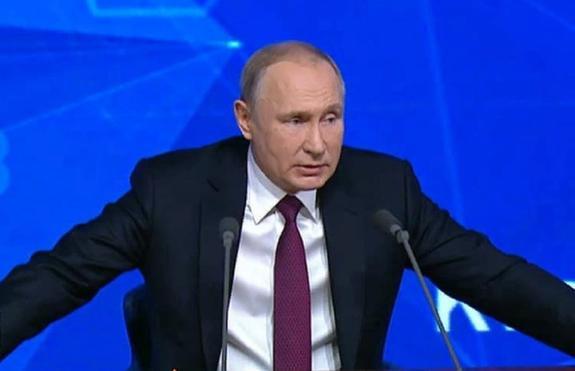 Путин заявил о деградации отношений Москвы и Вашингтона