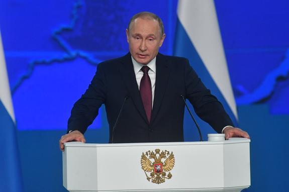 Путин заявил, что не видит смысла вмешиваться в торговые переговоры США и Китая