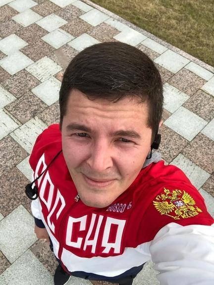 31-летний  Артюхов, самый молодой российский губернатор, начал седеть через год работы главой Ямала