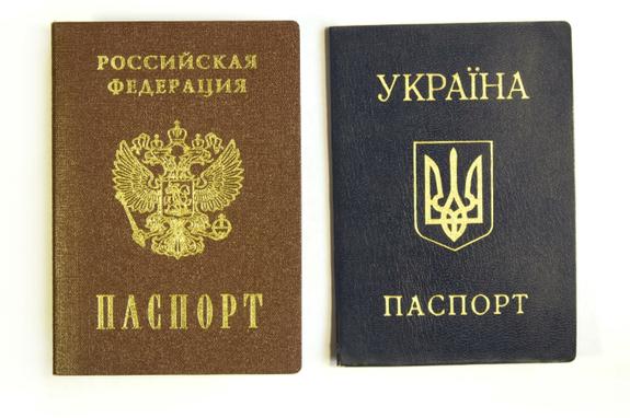 Жители Донецка поехали в Россию за гражданством