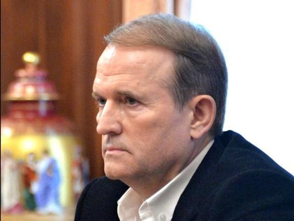 Медведчук считает, что для обмена пленными в Донбассе достаточно недели, и это зависит от Зеленского