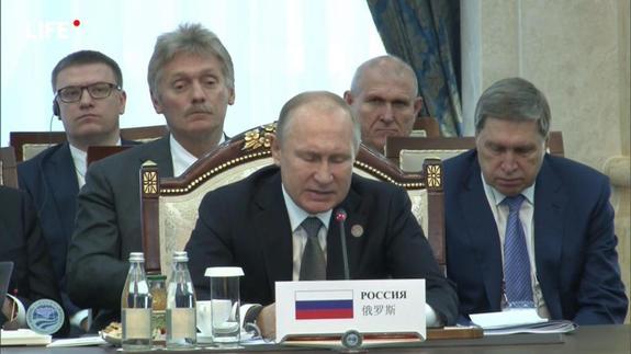 Владимир Путин пригласил глав государств на саммиты в Челябинск
