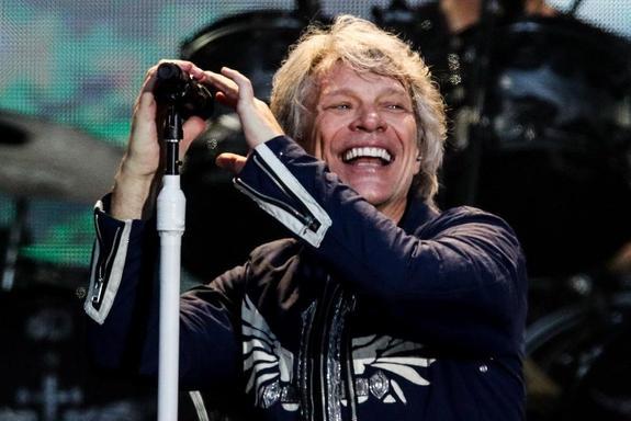 Челябинцы побывали на грандиозном шоу «Bon Jovi» в Лужниках