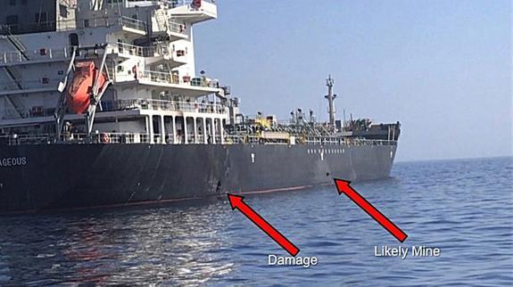 CNN: Иран пытался сбить американский дрон перед предполагаемой атакой на танкеры
