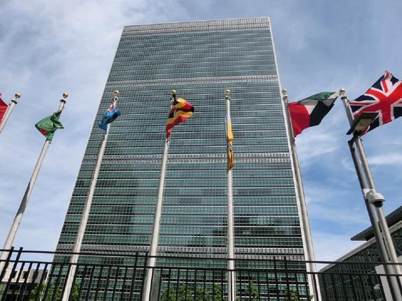 В ООН выбрали Латвию членом Совета для внедрения важных дел