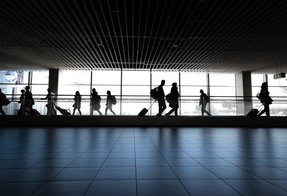 В столичных аэропортах отменено и задержано около 30 рейсов