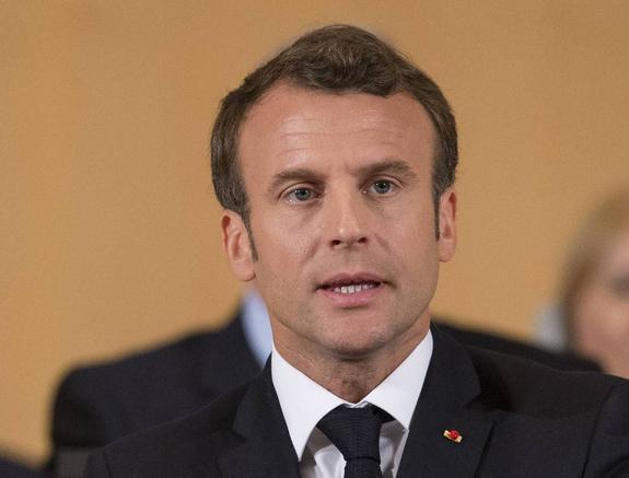 Макрон: пришло время провести переговоры в нормандском формате на уровне глав стран