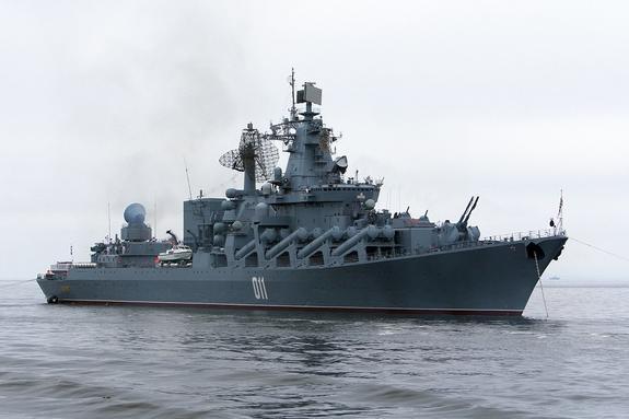Обнародована версия инцидента с кораблями России и США в Восточно-Китайском море