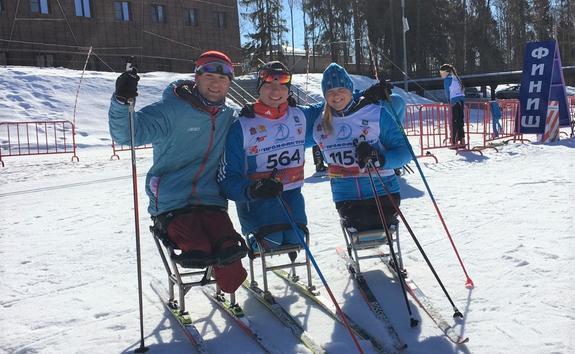 В Республике Коми всё больше людей с инвалидностью занимаются спортом