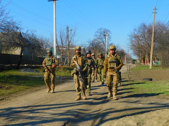 Силы ополчения уничтожили в зоне конфликта в Донбассе морпеха-наводчика ВСУ