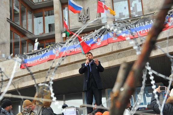 Лидер ДНР пригрозил Зеленскому ответственностью за каждого убитого в Донбассе