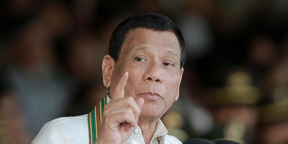 Разрешение убивать наркоторговцев на Филиппинах привело к массовым явкам с повинной