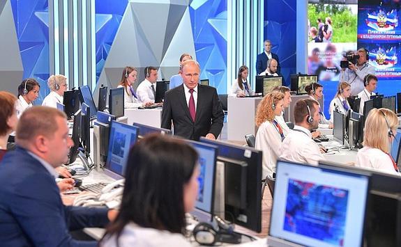 Путин: с  зарплатами  ниже прожиточного минимума надо разбираться