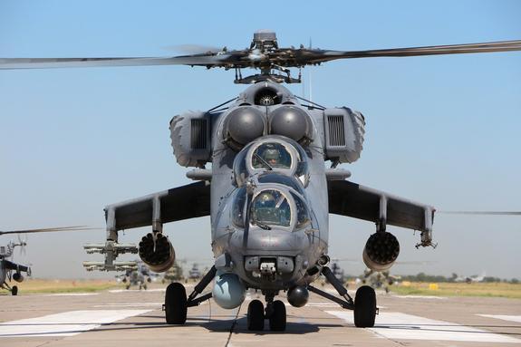 Кадры первого применения секретной ракеты для российского Ми-28НМ показали СМИ