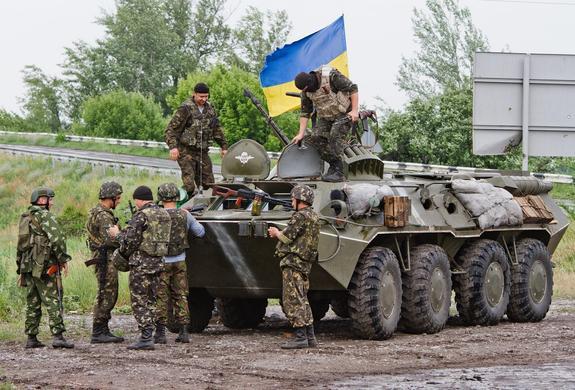 Определена возможная тактика «ограниченного откуса» армией Украины территории ДНР