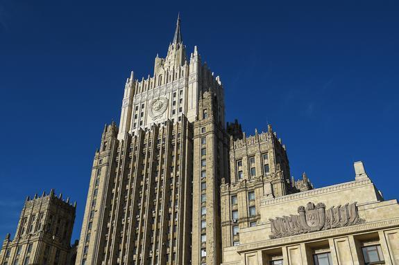 МИД: Евросоюз не желает признать ответственность Киева за инцидент в Керченском проливе