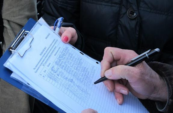 Сколько зарабатывают сборщики подписей