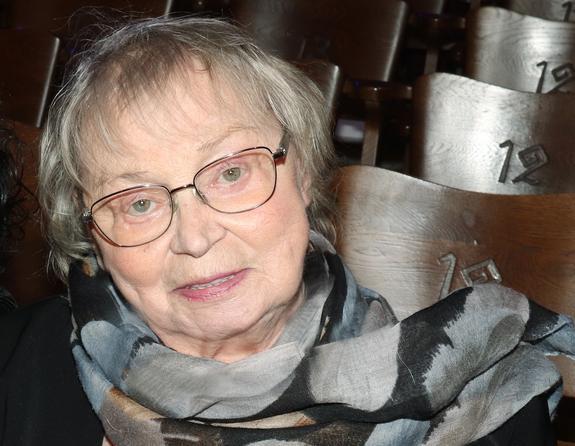 Ушла из жизни актриса и режиссер Алла Покровская